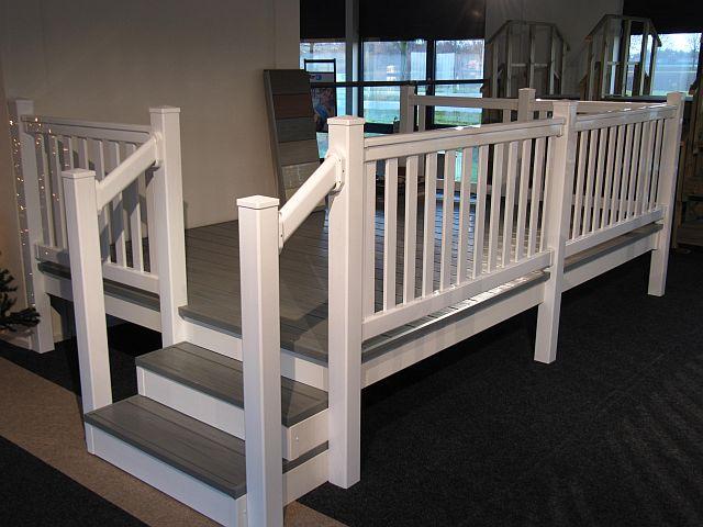 kunststof terras 400x250 chalettotaal. Black Bedroom Furniture Sets. Home Design Ideas