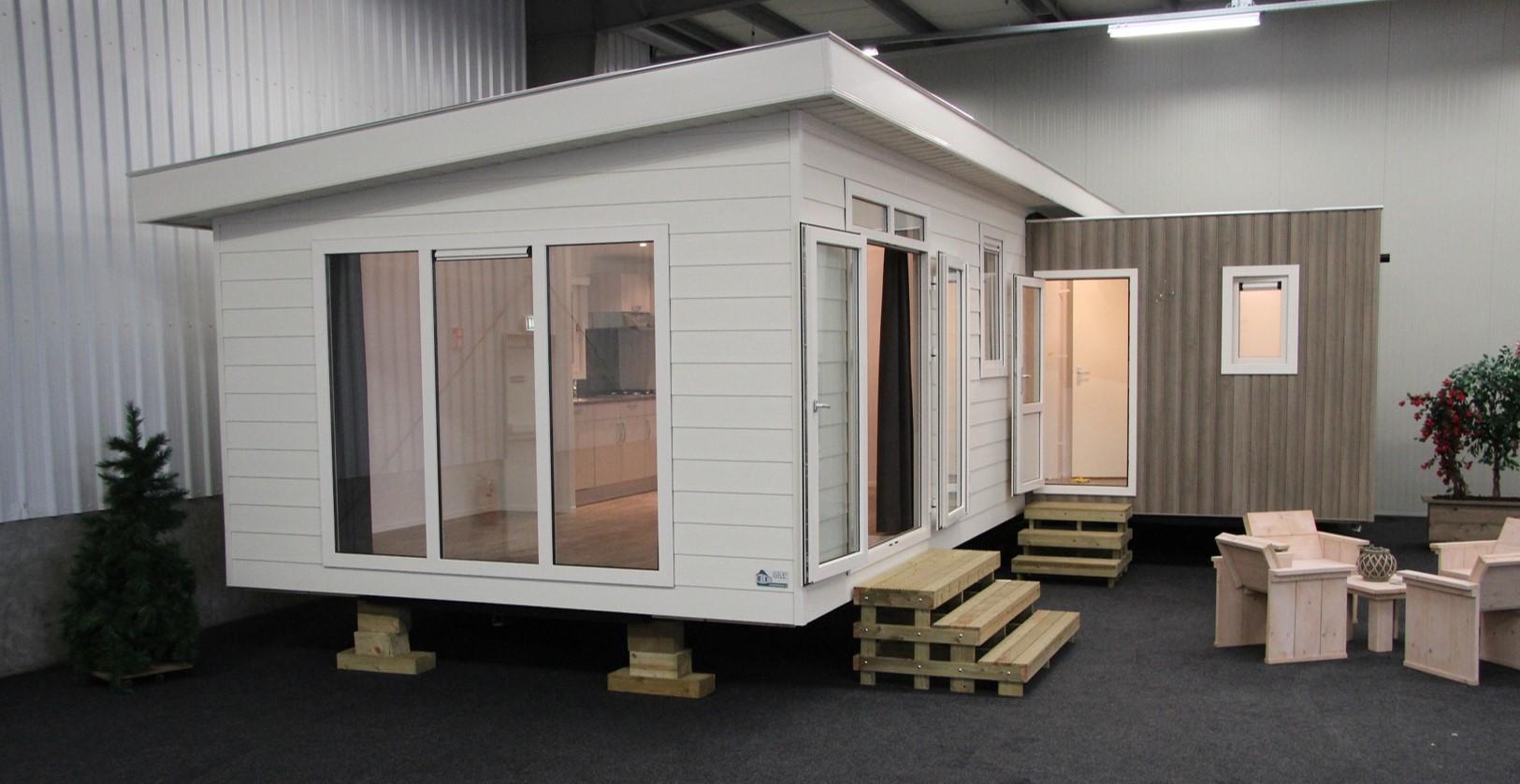 PK Duinhuis-L Chalet 1050x400x700 (in aanbouw)