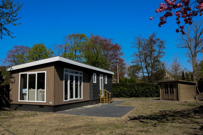 DUINVILLA 1150/2 – Kavel 15 400m² Vakantiepark Nieuw Leven Burgh-Haamstede