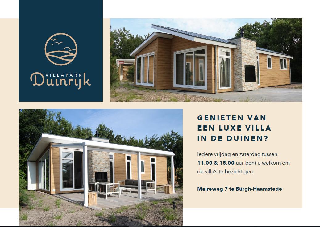 Villapark Duinrijk 't Zeepeduin